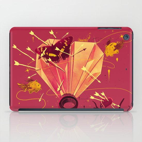 2 Hearts 2 Love iPad Case
