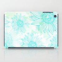 Flowery iPad Case