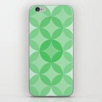 Geometric Abstraction II… iPhone & iPod Skin