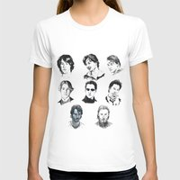 A Hero With A Thousand Faces Womens Fitted Tee White SMALL