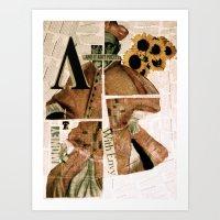 Greco  Art Print