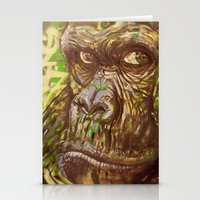 Gorilla Funk (Living On … Stationery Cards