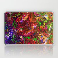 Substances by Tim Henderson Laptop & iPad Skin