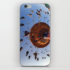 manège couleur iPhone & iPod Skin