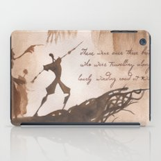 The Tale of Three Brothers iPad Case