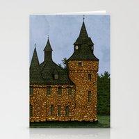 Jethro's Castle Stationery Cards