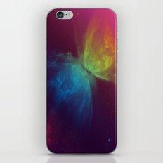 Butterfly Nebula iPhone & iPod Skin