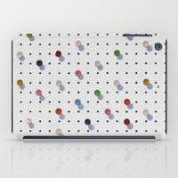 Pin Points iPad Case