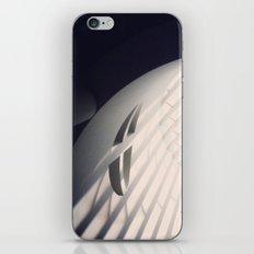 sundial iPhone & iPod Skin