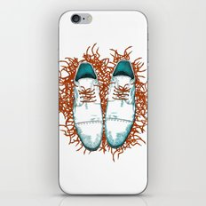 Shoes the last version  iPhone & iPod Skin
