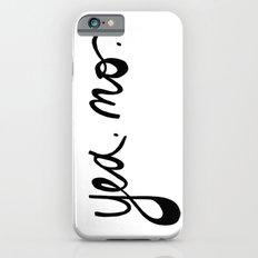 yea. no. Slim Case iPhone 6s