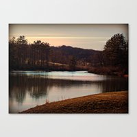 Peaceful Easy Feeling Canvas Print
