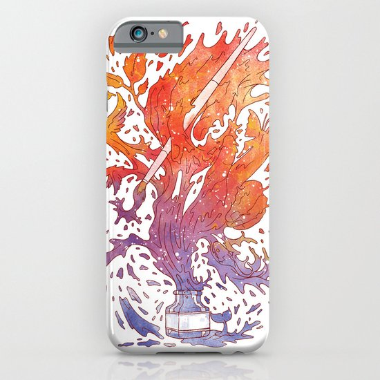 draw itself iPhone & iPod Case