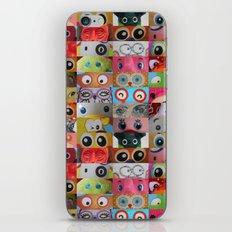 Eyes Eyes Eyes  iPhone & iPod Skin