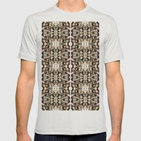Anaphase Mens Fitted Tee Silver SMALL