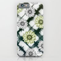 Green Daisies Smile iPhone 6 Slim Case