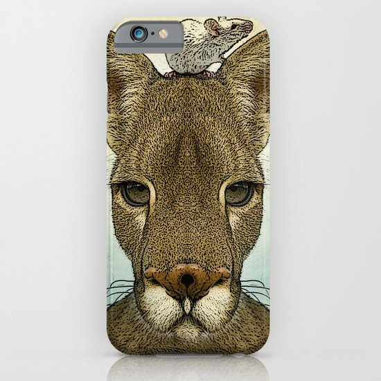Roo and Tiny iPhone & iPod Case