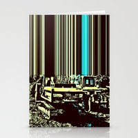 TRACTORUS Stationery Cards