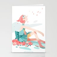 Tears Of The Fighter Stationery Cards