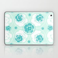 Green Lemon Pattern Laptop & iPad Skin