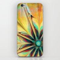 Yellow Flower iPhone & iPod Skin