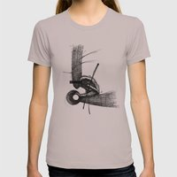 Pilgrim I. Womens Fitted Tee Cinder SMALL