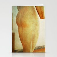 Statues Are Alive Stationery Cards