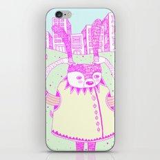I wanna go iPhone & iPod Skin