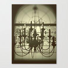 Classic Light Canvas Print