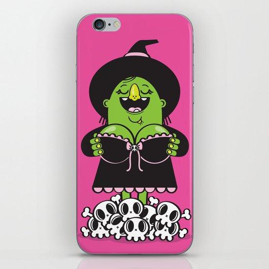 Boobies Trap iPhone & iPod Skin