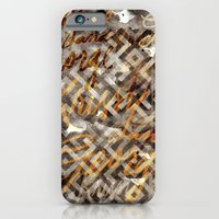 iPhone & iPod Case featuring K&G 1 by Nett Designs