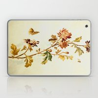 Chrysantheme Laptop & iPad Skin