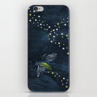 Trail of Stars iPhone & iPod Skin