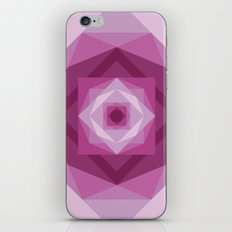 Shades of pink iPhone & iPod Skin