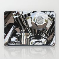 Harley  iPad Case
