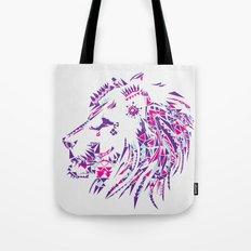 Aztec Lion Tote Bag