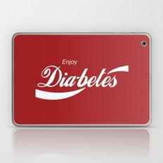 Enjoy Diabetes Laptop & iPad Skin