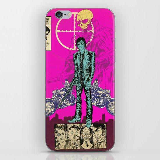THE MAN FROM OSAKA iPhone & iPod Skin
