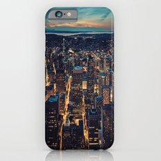 Skyscrapes-City View iPhone 6 Slim Case