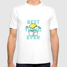 Best thing ever Mens Fitted Tee White SMALL