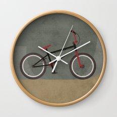 BMX Bike Wall Clock