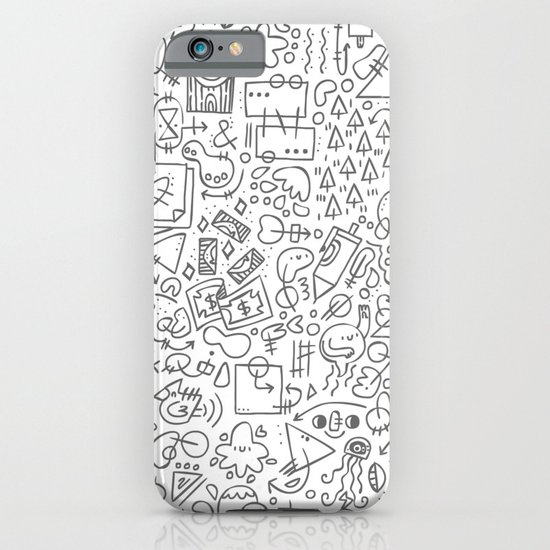 Doodle Do iPhone & iPod Case