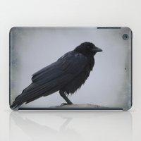 Wet Crow iPad Case