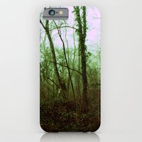 iPhone & iPod Case featuring Into the woods. by kreatox