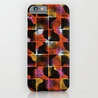 scribble (mixed) iPhone 6 Slim Case