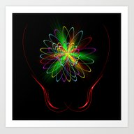 Abstract Perfection 56 Art Print