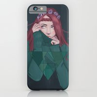 Being Shy Is Painful iPhone 6 Slim Case