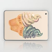 Treat Yo' Self Laptop & iPad Skin