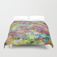 Colorisma Duvet Cover