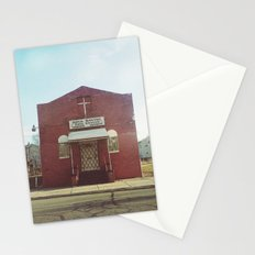 Soul Saving - Detroit, MI Stationery Cards